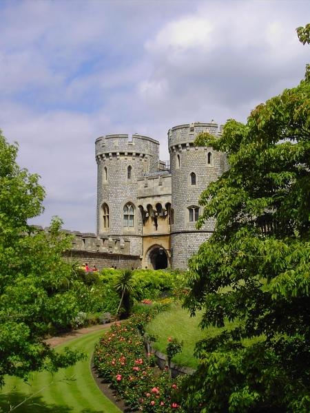14. Winsor Castle