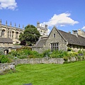13. A cottage next to Christ Church College