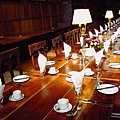18. Christ Church College's dining hall - it's actually quite small