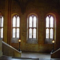 "24. Leaving Christ Church College's dining hall - does it make you think of ""Harry Potter""?"