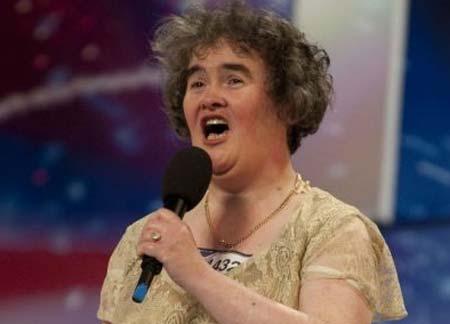 Susan Boyle [蘇珊大嬸]