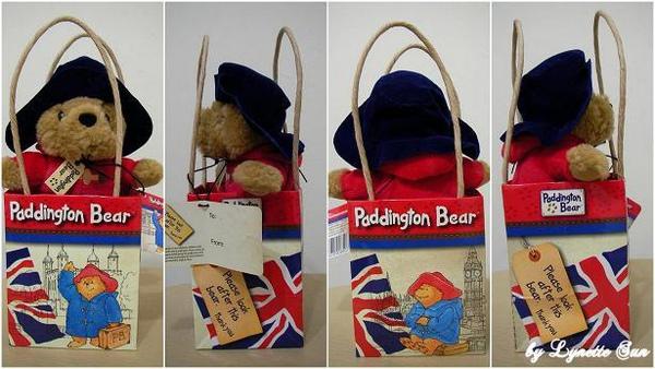 Paddington bear [柏靈頓熊面面觀]