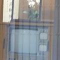 An old TV @ Kwoh-Ting Li's Residence [李國鼎故居家中老舊電視機 - 有3個螢幕喔!]