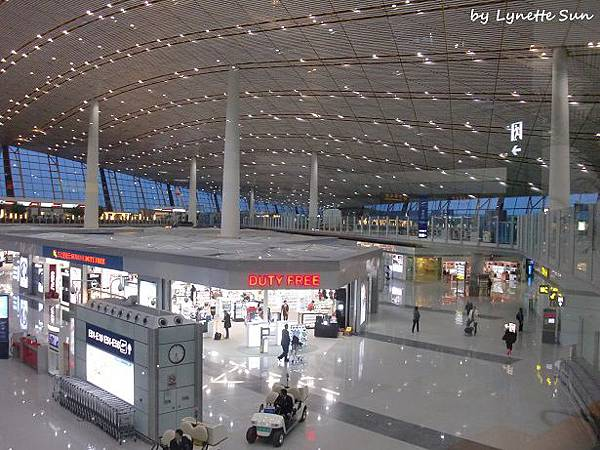 02. Beijing Capital International Airport [北京首都國際機場]