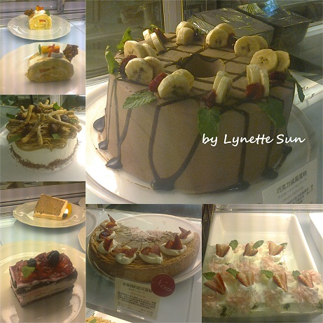 16. Cakes @ Afternoon Tea
