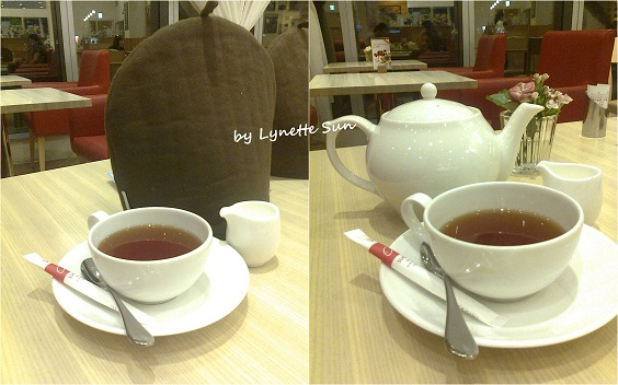 18. Collage of Afternoon Tea
