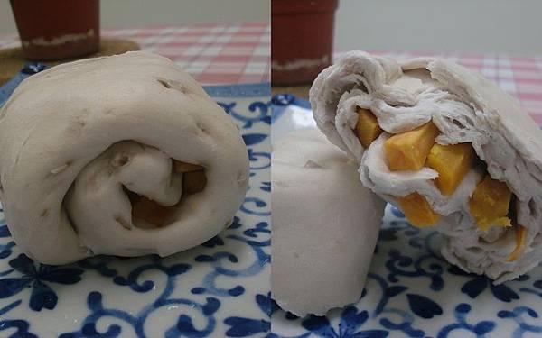 21. 雙喜芋頭番薯饅頭