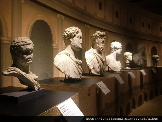 18. A Splendid Time-The Heritage of Imperial Rome 【輝煌時代-羅馬帝國特展】(1)