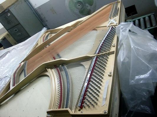 12. 鋼琴內部構造看一下