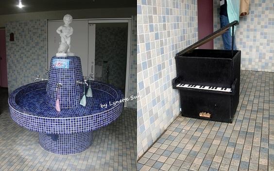 19. Loos and bins @ Music 4 fun [東和音樂體驗館化妝室]