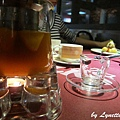 16. Hot Apple Grapefruit Tea [熱蘋果甜柚茶]