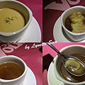 04. Soup of the Day, corn soup or onion soup [湯品]