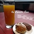 22. 柳橙汁
