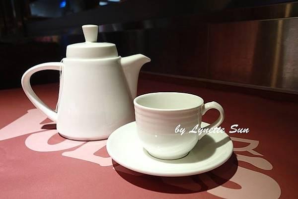 18. Hot Apple Grapefruit Tea [熱蘋果甜柚茶]