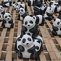 17. Cute paper panda [超可愛的紙貓熊]