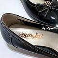 05. Sandra 仙度拉尖頭女皮鞋 Made in Taiwan