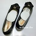 09. Sandra 仙度拉尖頭女皮鞋附贈鞋墊跟乾燥包