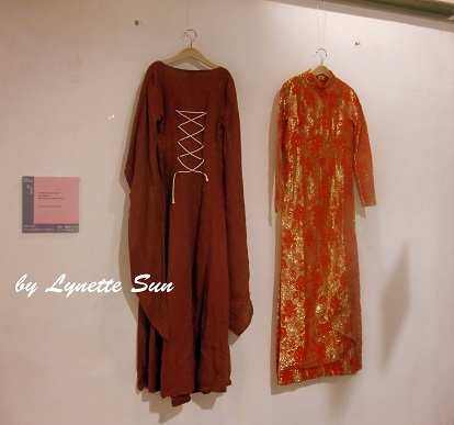16. Handmade dresses [北歐手做傳統衣飾 VS 中國傳統服飾]