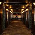 05. A hallway