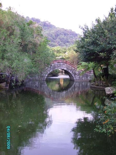 10. A bridge @ Double-Brooks Park