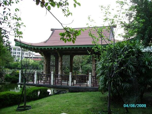 24. A pavilion @ Double-brooks Park