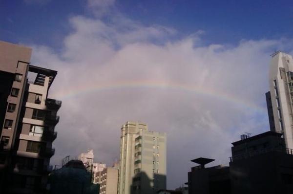 美麗的彩虹