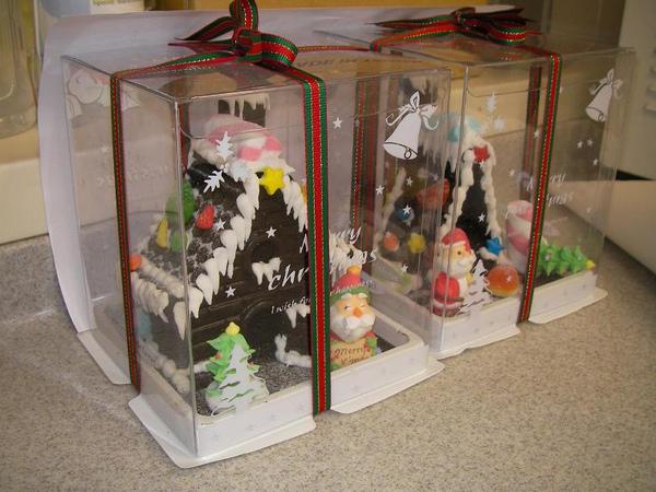 Christmas Chocolate House [聖誕巧克力屋]