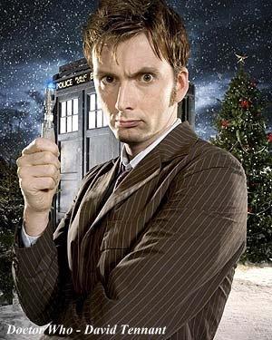 英國當紅的Doctor Who男主角David Tennant