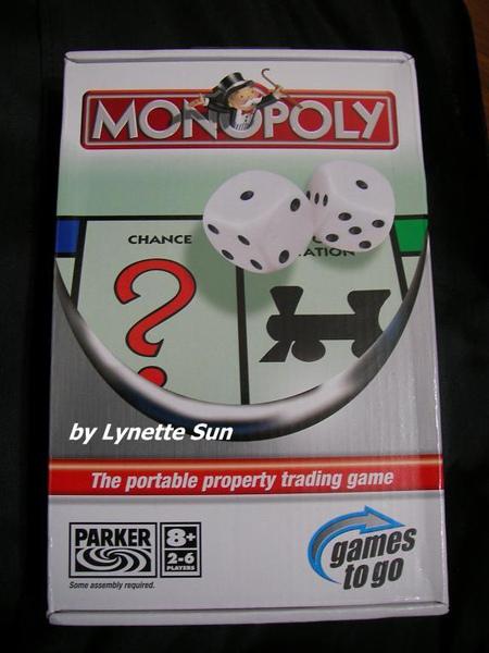 British Monopoly Game [英國版大富翁]