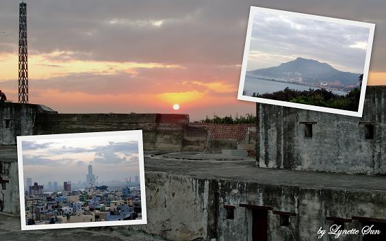 The Qihou Battery [旗後砲台]
