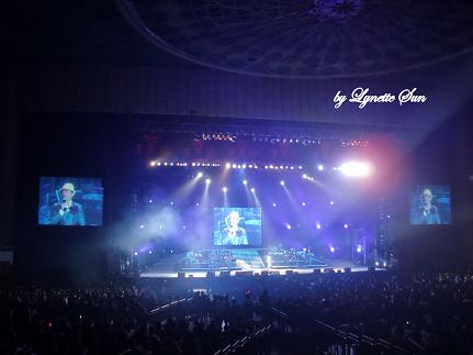 Kang Kang, Jacky Wu and Frankie Gao's concert in Shanghai [上海三大難高音演唱會]
