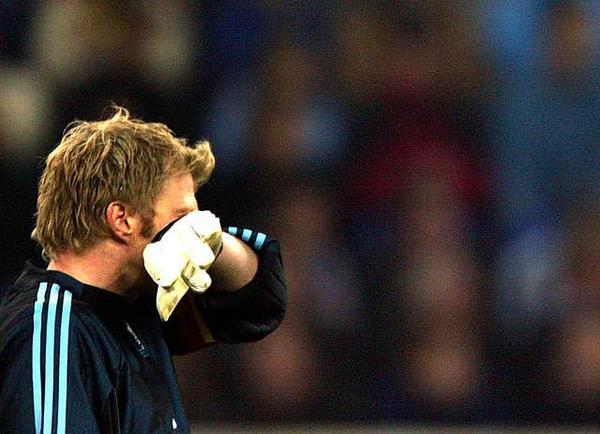 Kahn別哭