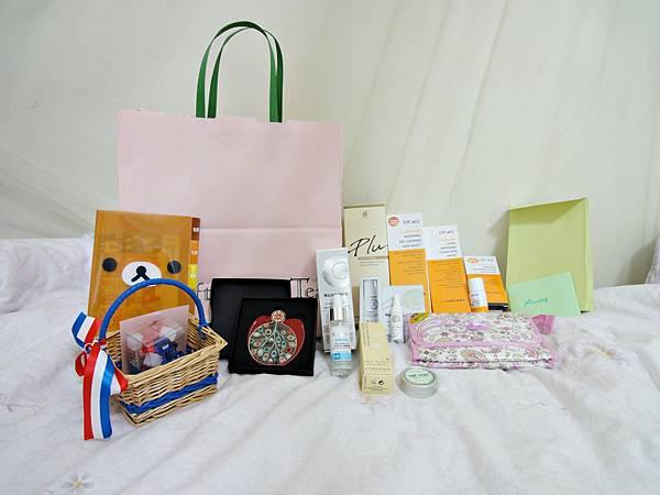 2011生日禮物們