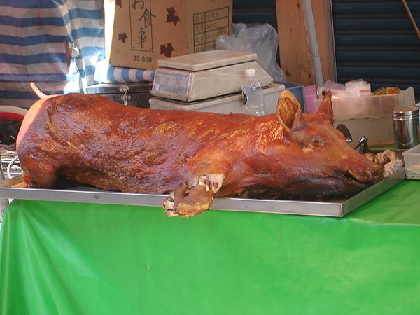 山豬肉(; 'д')
