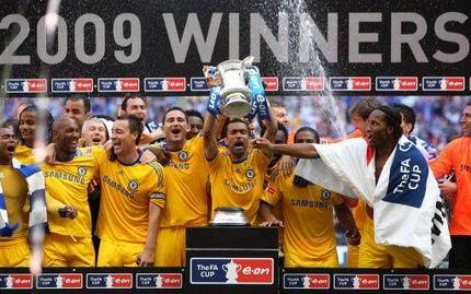 2009足總盃冠軍