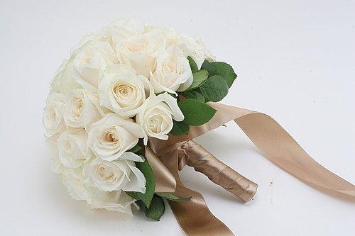 婚紗道具棒花