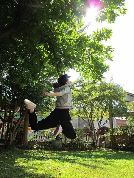 跳躍系列-讓我飛起來