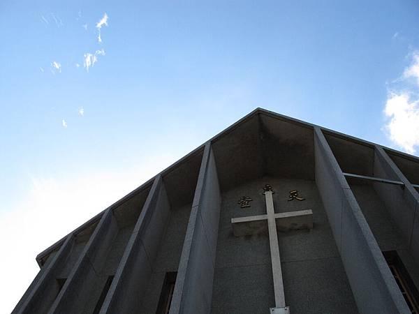 花絮:老教堂