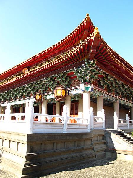 台中孔廟-主殿