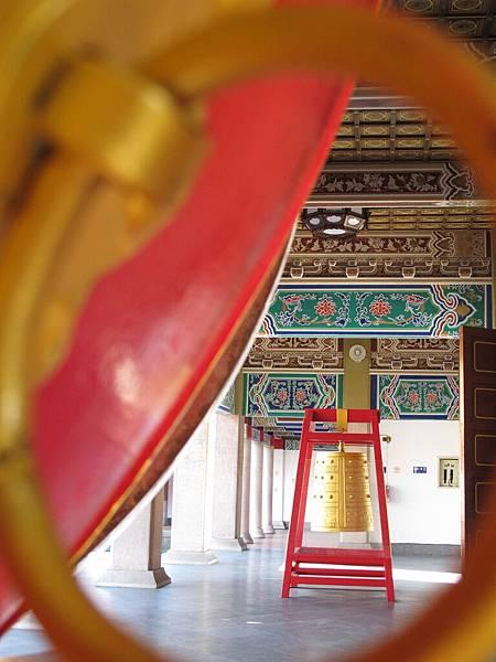 台中孔廟-鐘