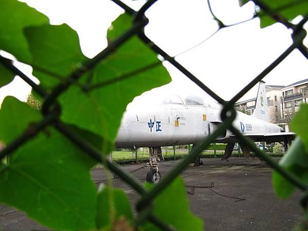 823砲戰紀念公園-F-5E戰鬥機