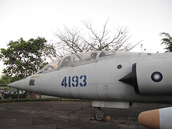 823砲戰紀念公園-F-104G星式戰鬥機