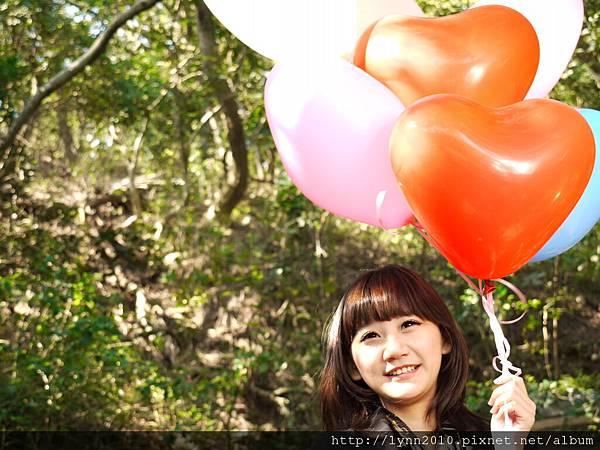 微笑的氣球