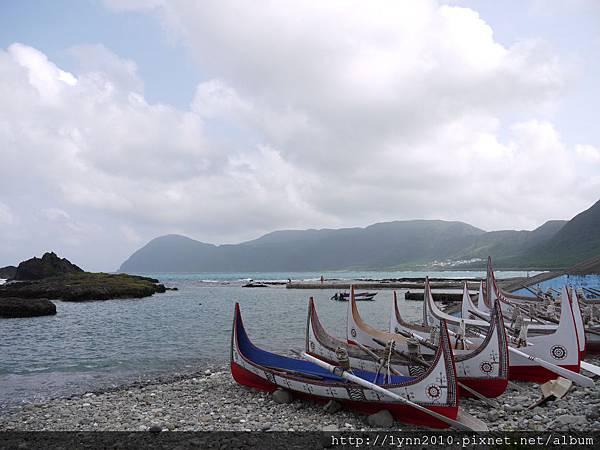 P1120844蘭嶼 東清部落 拼板舟