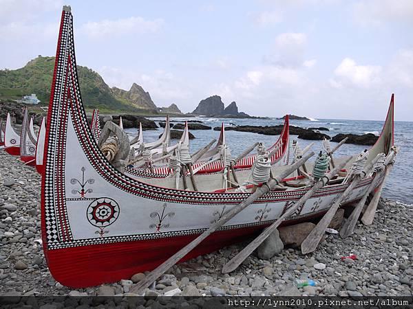 P1120849蘭嶼 東清部落 拼板舟