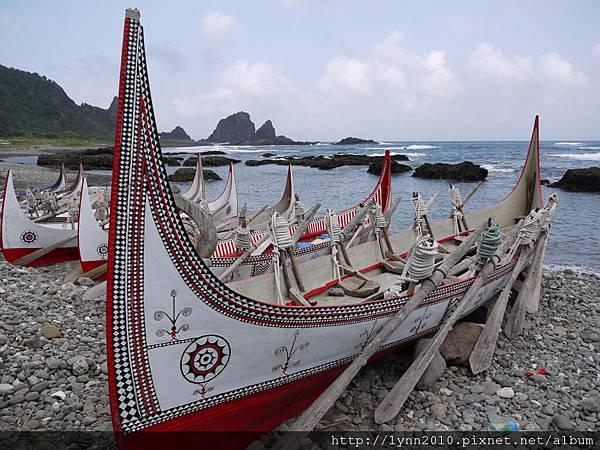 P1120853蘭嶼 東清部落 拼板舟