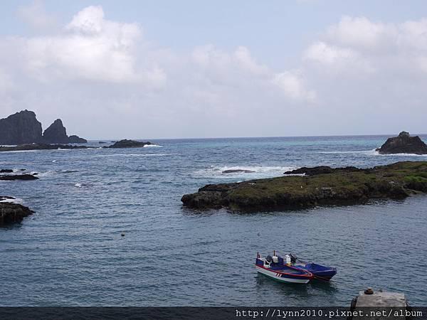 P1120862蘭嶼 東清部落 停泊的船
