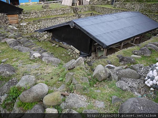 P1120903蘭嶼 野銀部落 傳統地下屋