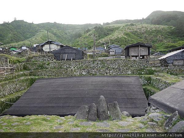 P1120906蘭嶼 野銀部落 傳統地下屋
