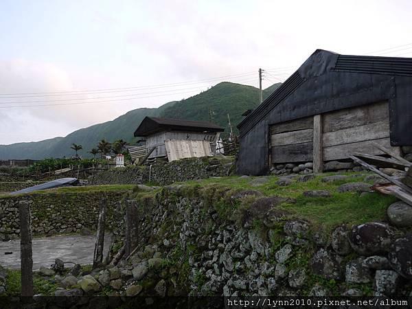 P1120908蘭嶼 野銀部落 傳統地下屋